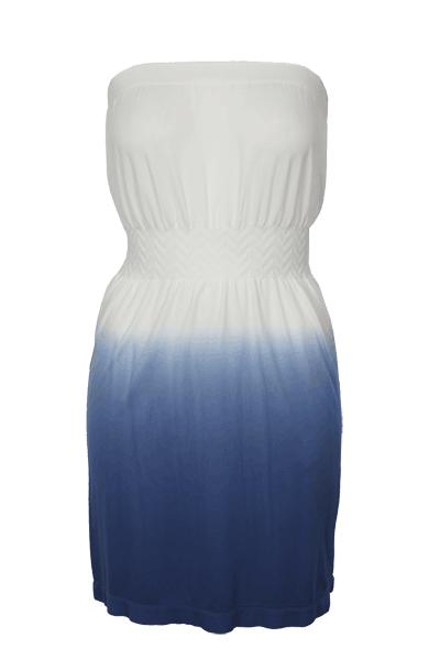 vestido-de-playa-azul