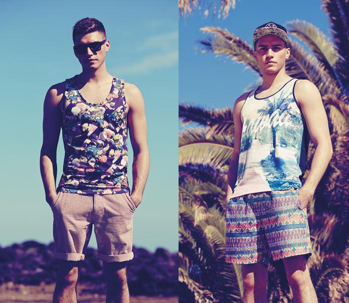 Moda hombre primark verano 2014