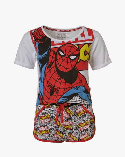 pijama-primark-spiderman