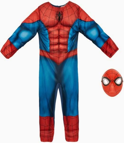 disfraz-spiderman-primark