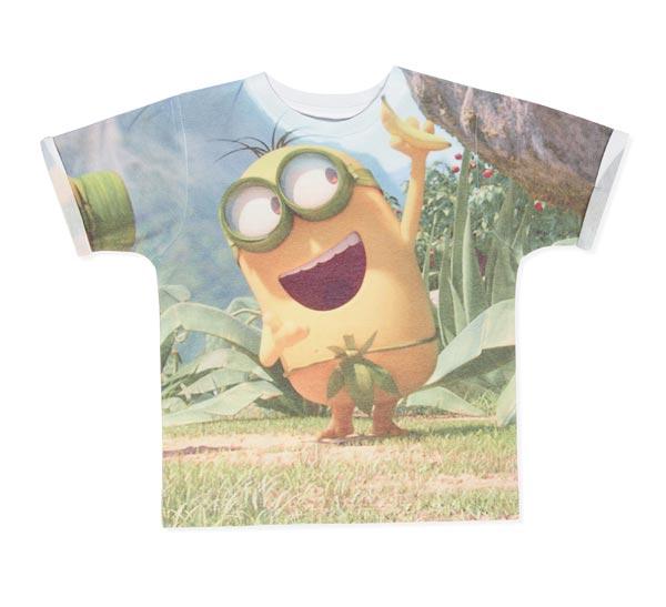 Camiseta: 6 euros