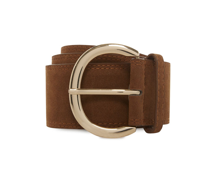 Cinturón: 4 euros
