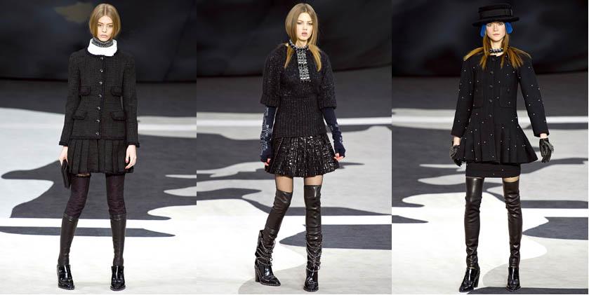 La apuesta de Chanel para el otoño/invierno 2014
