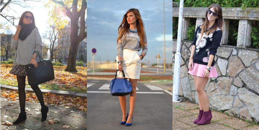 Regala moda: Tendencias de otoño a pie de calle