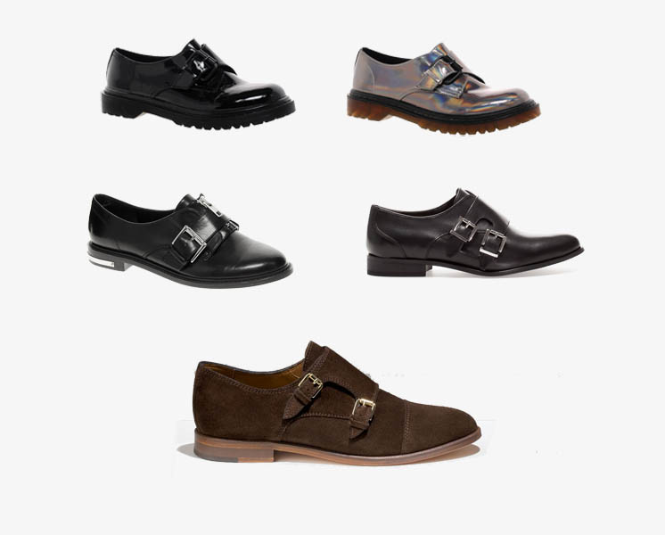 Trend Alert: Monk shoes