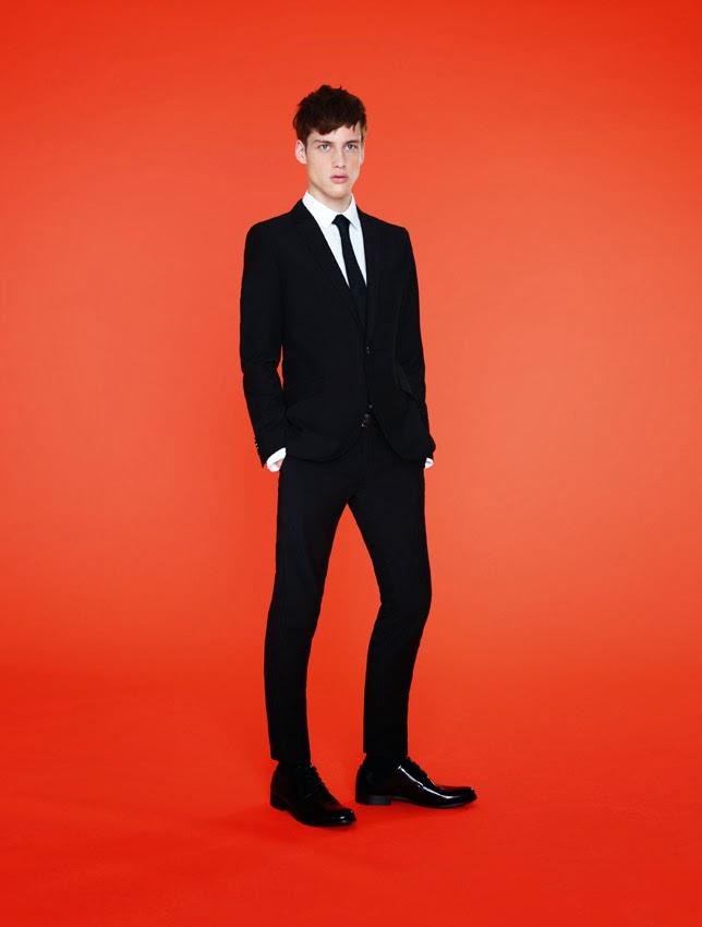 Looks de la colección de Primark online para la Primavera 2014 de hombre.  Fabulosos trajes chaqueta para hombres por precios muy económicos. 0025e5d1705