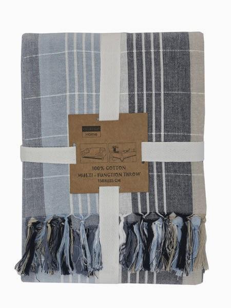Primark online manta funcional moda en calle - Mantas sofa primark ...
