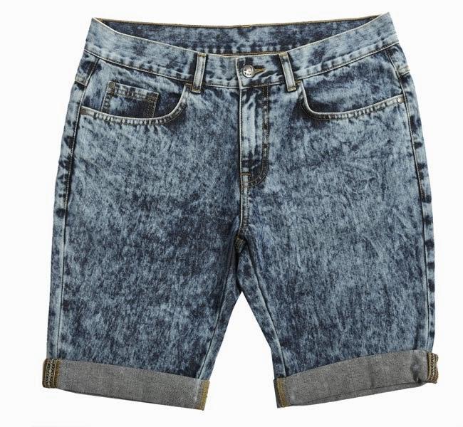 Primark Hombre Shorts Vaqueros Moda En Calle