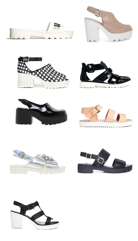 Trend Alert: Zapatos Track