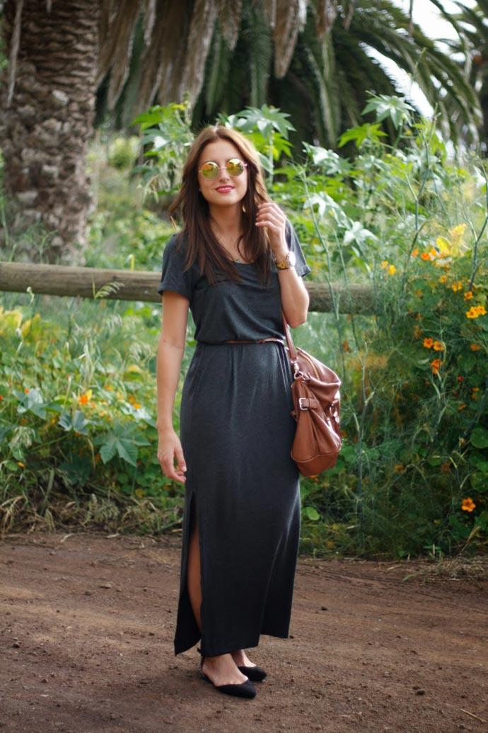 Las faldas largas en el street style