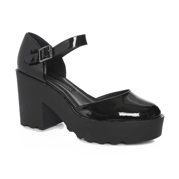 6d9672d86b463 Primark online  zapatos track en negro ⋆ Moda en Calle