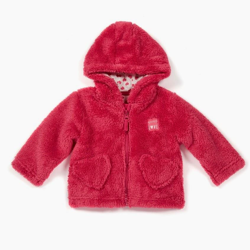 talla 40 ed57a 54345 Primark niñas: chaqueta rosa ⋆ Moda en Calle