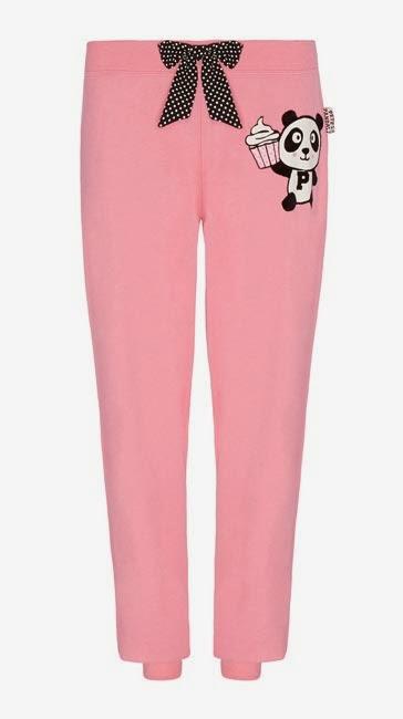 Primark Pijamas Pantalones Rosas De Panda Moda En Calle