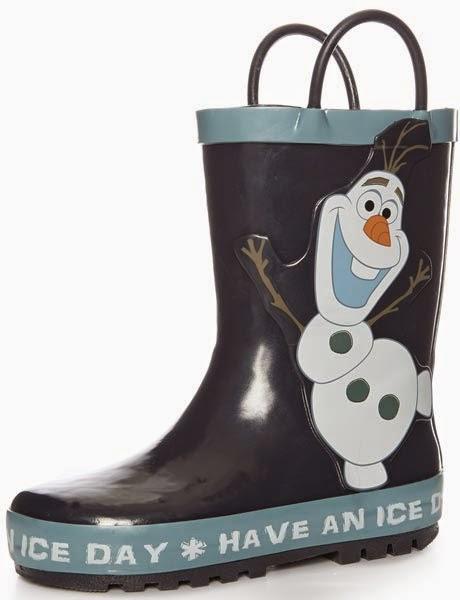mejor sitio web ab76c 1e157 Botas para niños o niñas de la película Frozen ⋆ Moda en Calle