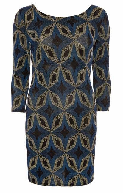 8801b2841cf2 Primark online: vestido con estampado geométrico ⋆ Moda en Calle