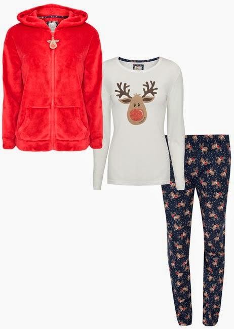 56cc9231a3 Set de Pijama para mujer del catálogo de ropa y complementos de Primark  online Otoño-Invierno 2014 15. Set de tres piezas de Pijama para mujer con  print de ...
