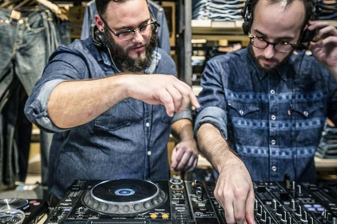 Levis abre un tienda en Barcelona