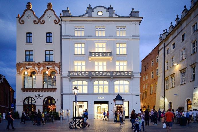 Zara en Cracovia
